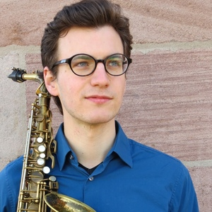 Julian Schunter_Saxophonist_Portrait