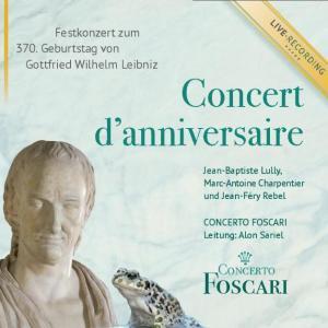 2016 – Concert d'anniversaire