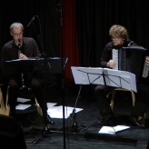 "Konzert ""Zvokotok"" (Zavod SPLOH), mit Luka Juhart am 12.12.2015, Španski borci, Ljubljana"