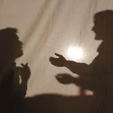 Akt II: Schattenspiel - Jesus in Zachäus' Haus