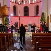 Silvesterkonzert mit der PhilSW Barock, Hilchenbach 2020, Foto: Sturmius T. Fotografie