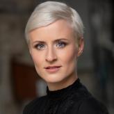 Sophia Körber   Sopran, Fotograf: Hans-Jürgen Oertelt, Make-up: Maria Schwerdtfeger