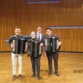 Konzert am Konservatorium Prag (10.Mai 2018)
