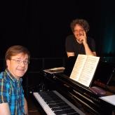 Liederabend in Waldshut (D) 2019, mit Christian Seidel am Klavier