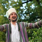 """als Ali in """"Zémir et Azor"""" an der Oper Schloss Waldegg Solothurn 2011"""
