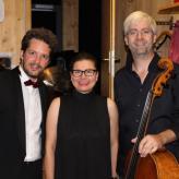 bei den Murten Classics 2014 (mit Matthias Kuhn und Cristina Teuscher)