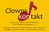 Clownskontakt e.V. Logo