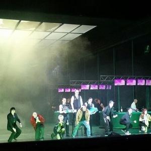 Nationaltheater Mannheim, Der Spieler Spielzeit 15/16