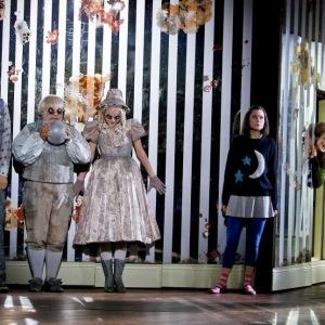 """Coraline"" am Theater Freiburg- Coraline (C) Birgit Hupfeld"