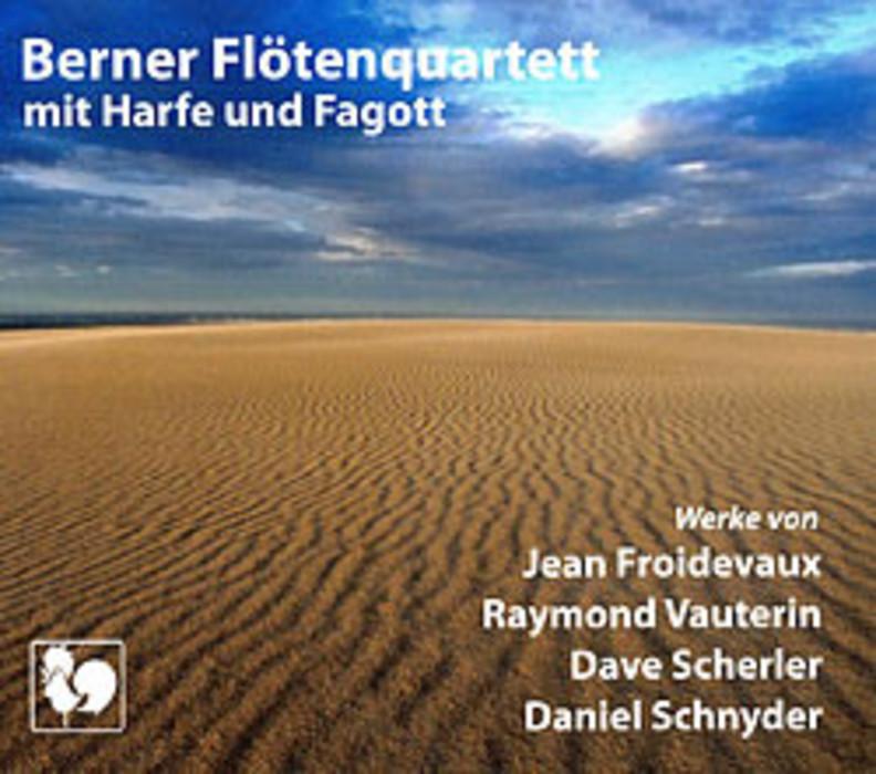 CD-Cover Berner Flötenquartett