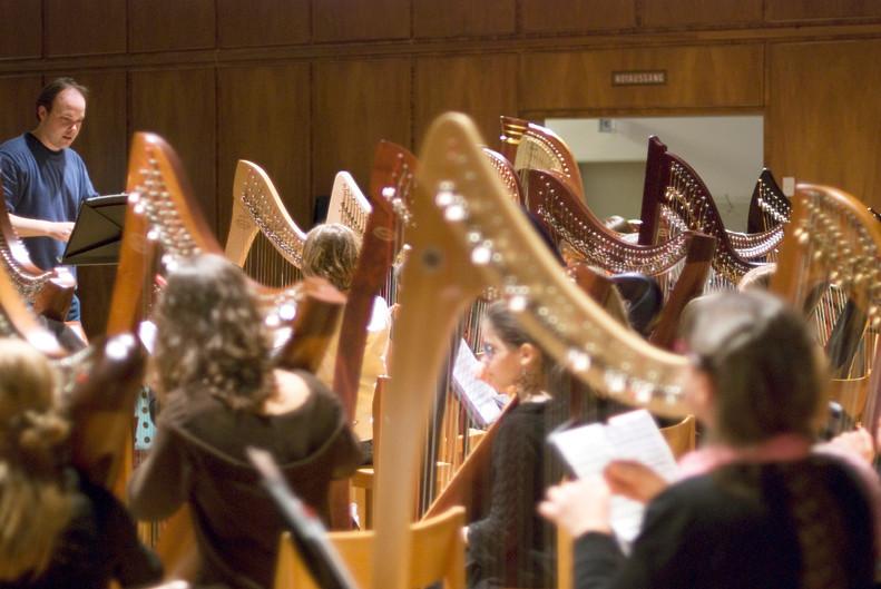 Harfenensemble