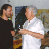 Con Adam Harasiewicz a Salisburgo