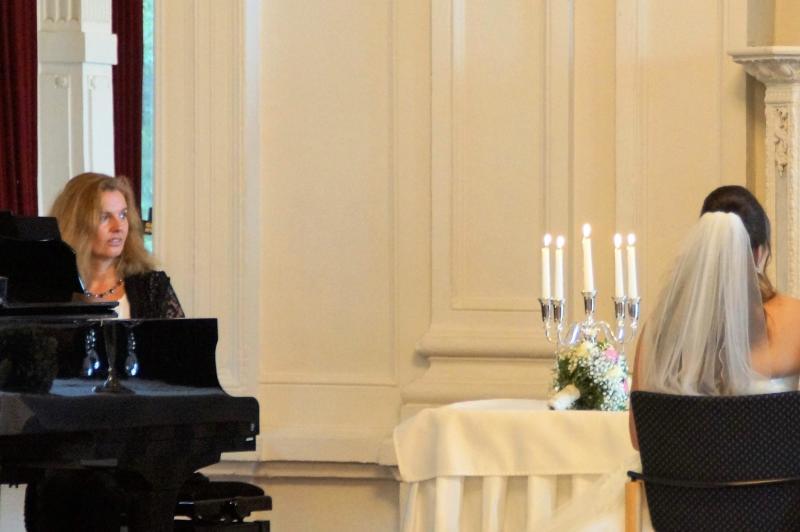 Trauung im Spiegelsaal des Alten Kurhauses in Bad Zwischenahn