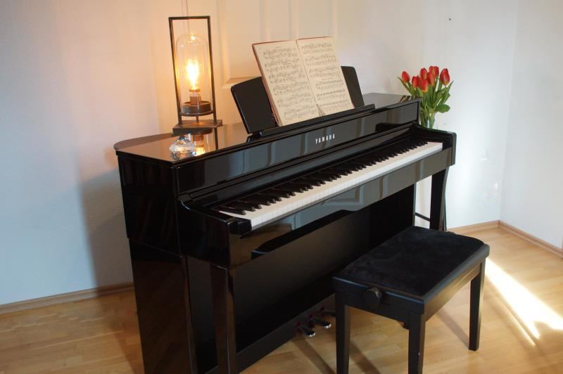Mobiles Piano