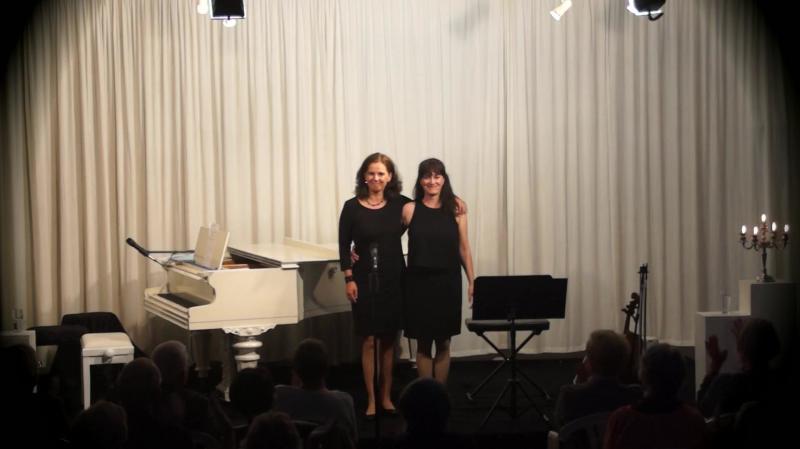 Konzert im Atelier De Bruycker in Schneverdingen