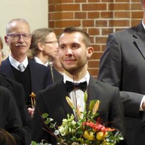 """2017 - """"Vom Himmel hoch"""" von Felix Mendelssohn Bartholdy"""