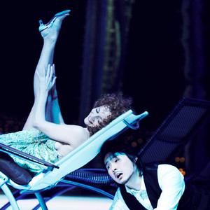 Susanna, Le nozze di Figaro, 2010, with Eung Kwang Lee