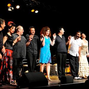 2013, Tamburi Mundi Festival mit Michel Godard, Mehmet Akatay u.a._photo by Ellen Schmauss