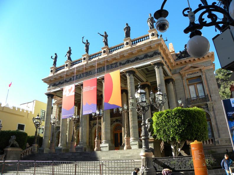 Teatro Guanajato (Mexiko)
