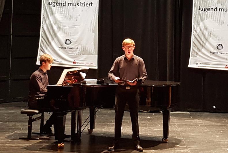 Bundeswettbewerb Jugend musiziert 2017