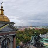 Sightseeing St. Petersburg