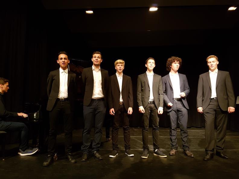 Young Men Voices