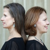 Christina Worthmann und Sylvia Bleimund (NOPhoto)