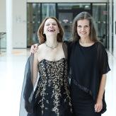 Sylvia Bleimund und Christina Worthmann (NOPhoto)