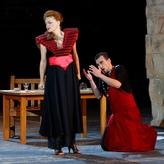 G. Verdi: Nabucco / Abigaille - Opernfestspiele Bad Hersfeld (rodafoto) mit Krzystof Chalimoniuk