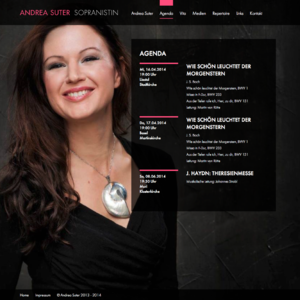 Andrea Suter, Sopran | Basel