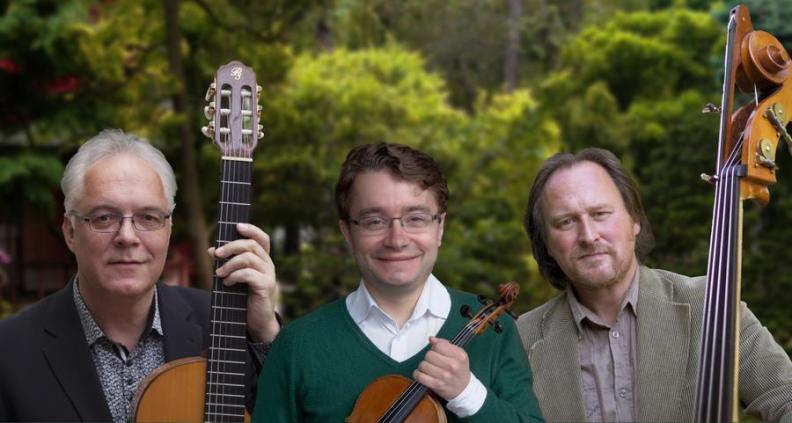 Sergei Bolotny Trio foto Don Hofstee