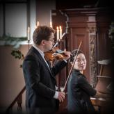 Sergei Bolotny violin Keiko Sakuma piano foto Klaus David