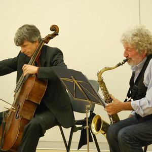 Barockcello und Sax 2015