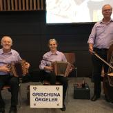"""Moststube OLMA Halle 5 , Pätch-Messe: """"es bitzli OLMA"""""""