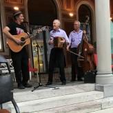 """Konzert """"Kultur vum Ort"""" Dorfbadhalle Bad Ragaz zusammen mit Mundartsänger Andy Flinn"""
