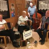 Hausi Straub Fan Club in Biel mit Gastmusikanten Martin Schütz & Stefan Schwarz