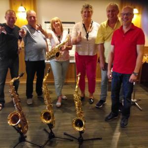 Saxophon Workshop beim Master Stefan Lamml Saxman und Sax Coach auf Youtube