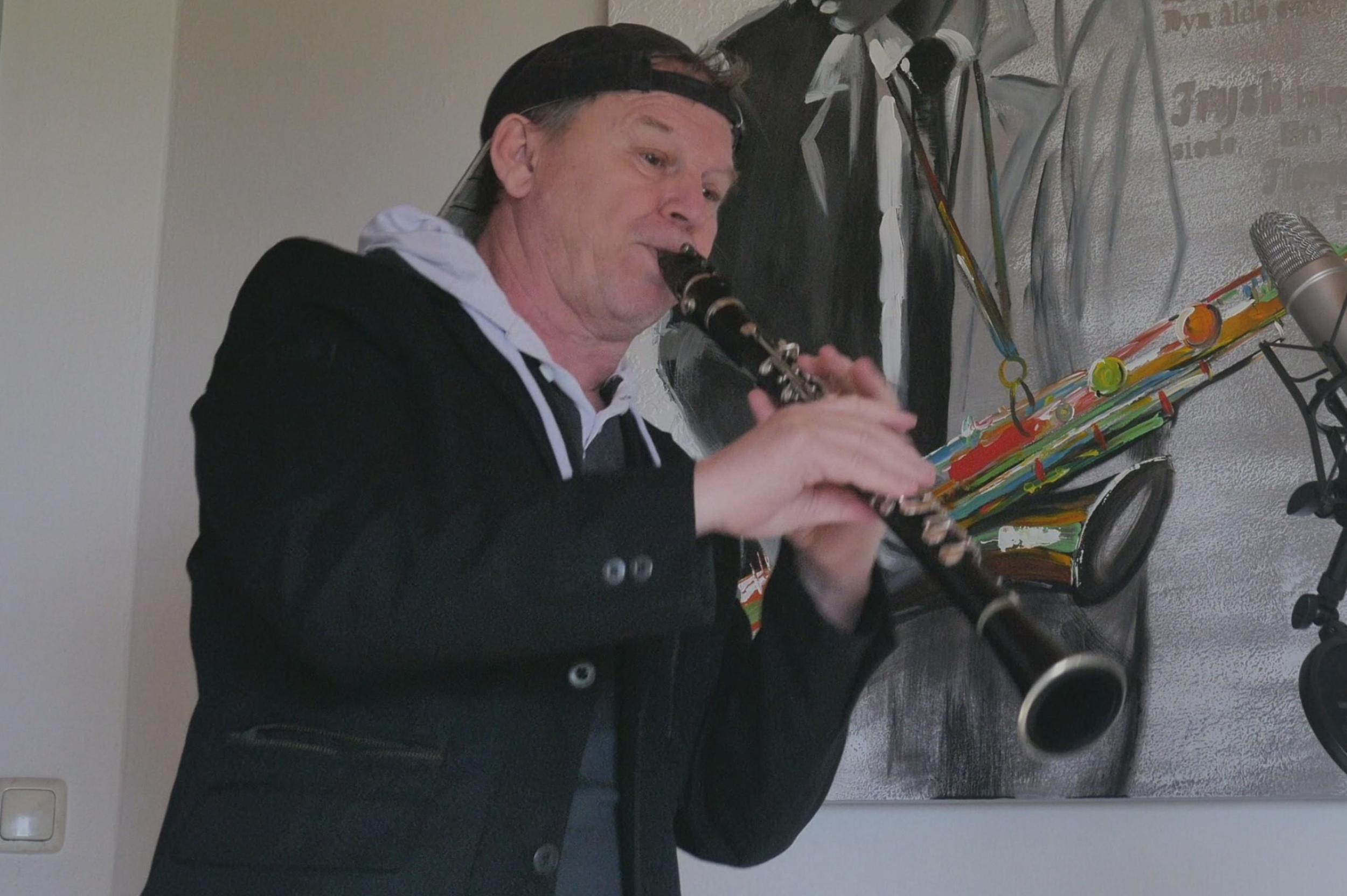 Stefan Lamml Clarinet Saxophone