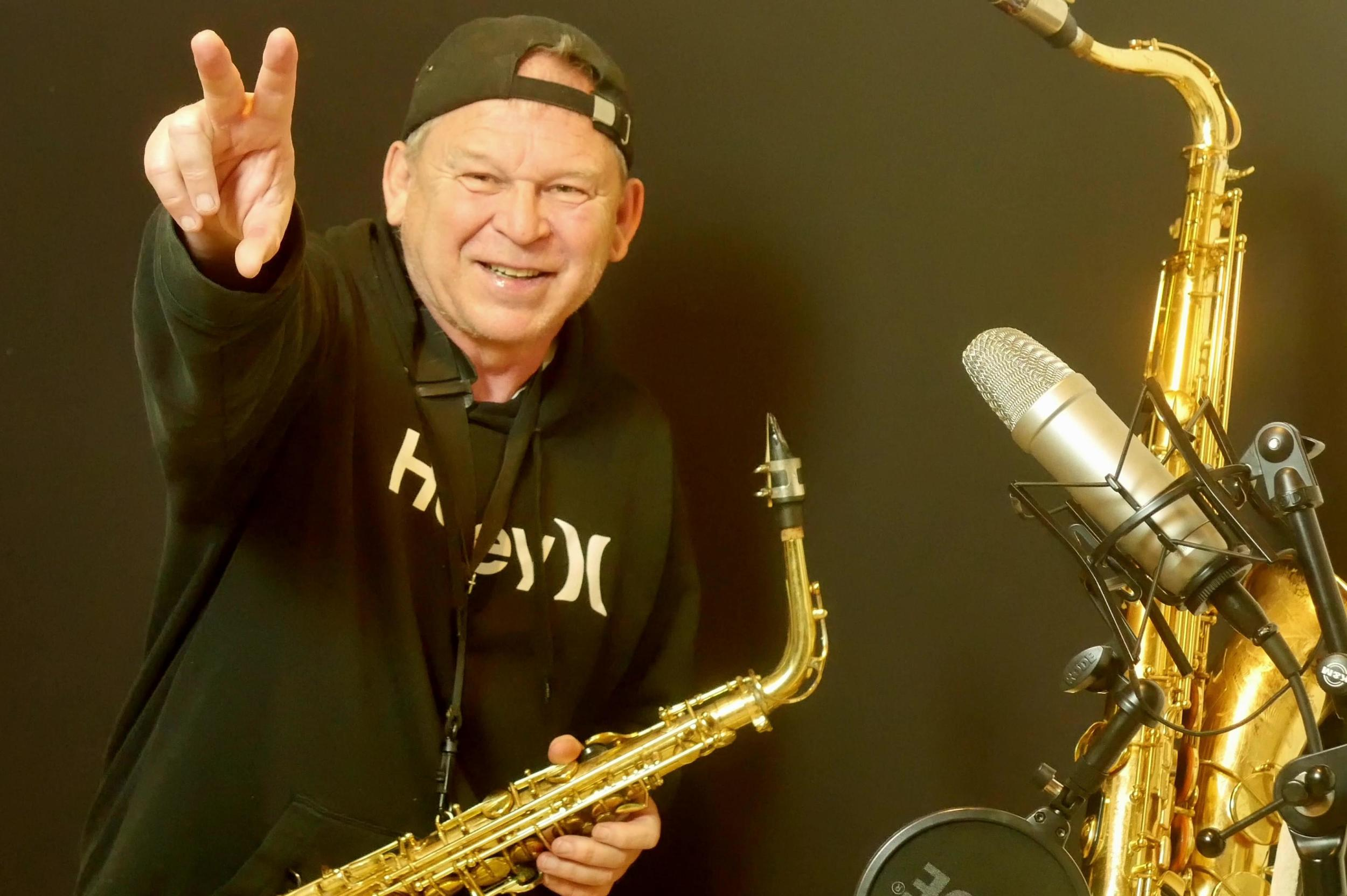 Rabatt Aktionen für Play along und Backing track von Sax master Sax Coach Sax Man Stefan Lamml