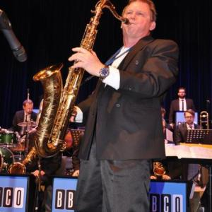 Stefan Lamml Big Band Saxophon Soliost