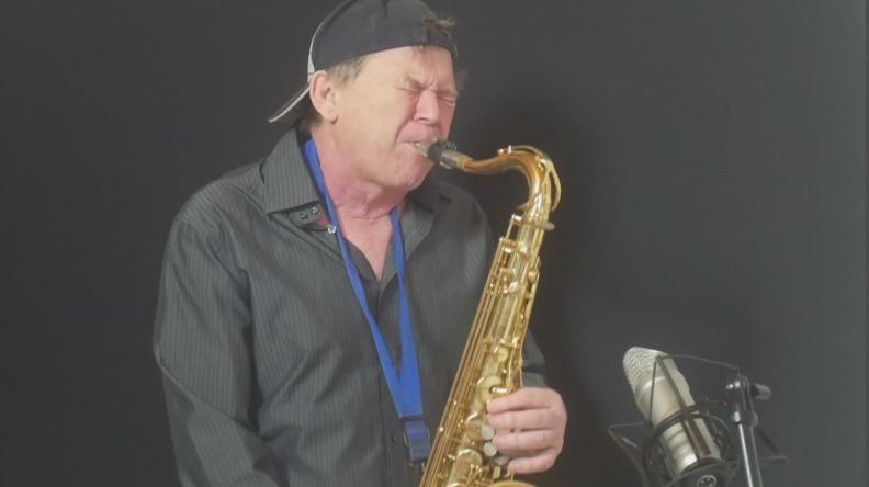 Stefan Lamml Saxman Sax Cover Saxophon Solist saxophonist