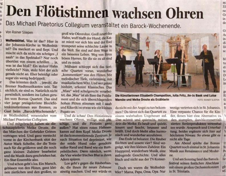 Braunschweiger Zeitung, 30.09.2019