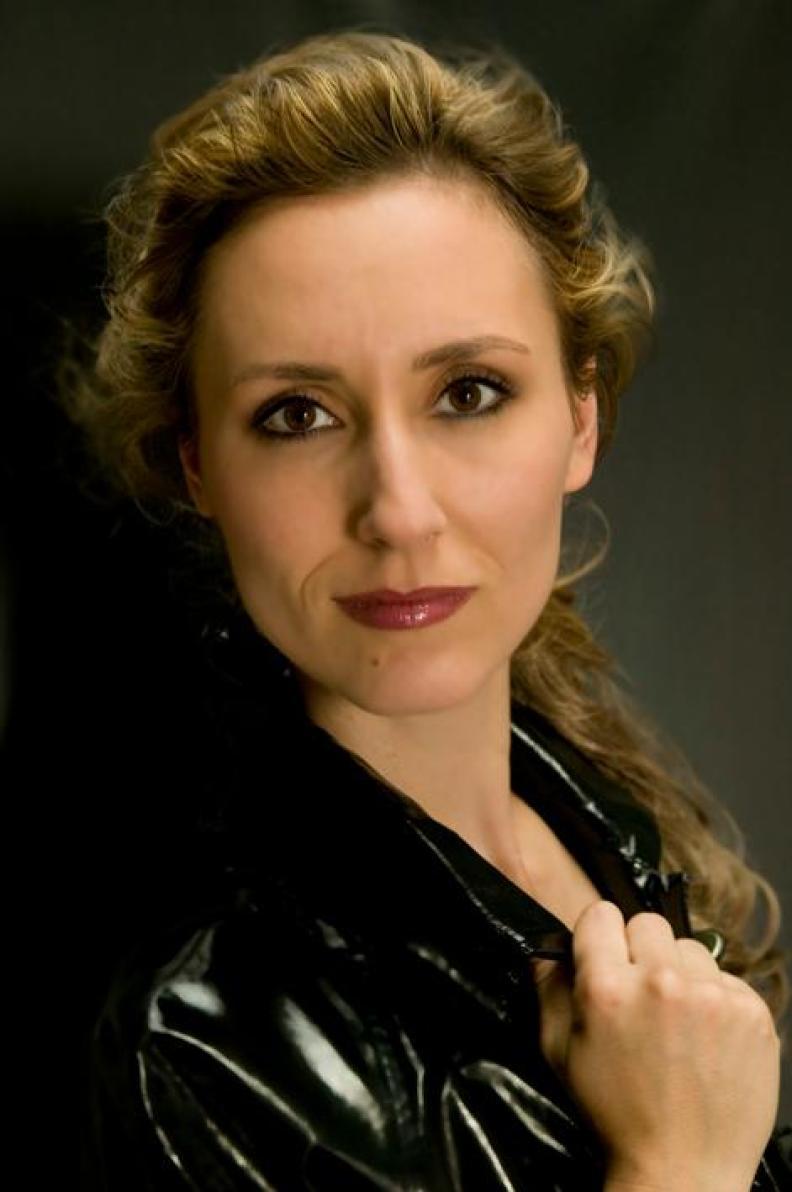 Katja Bördner, Foto: Uwe Binhack