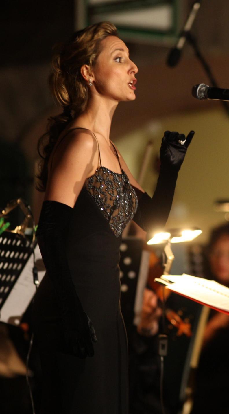 Katjja Bördner, Galakonzert