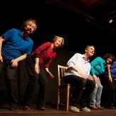 Panhas aus Gelsenkirchen spielen im wunderbaren Consoltheater