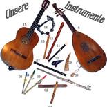 Unsere Instrumente