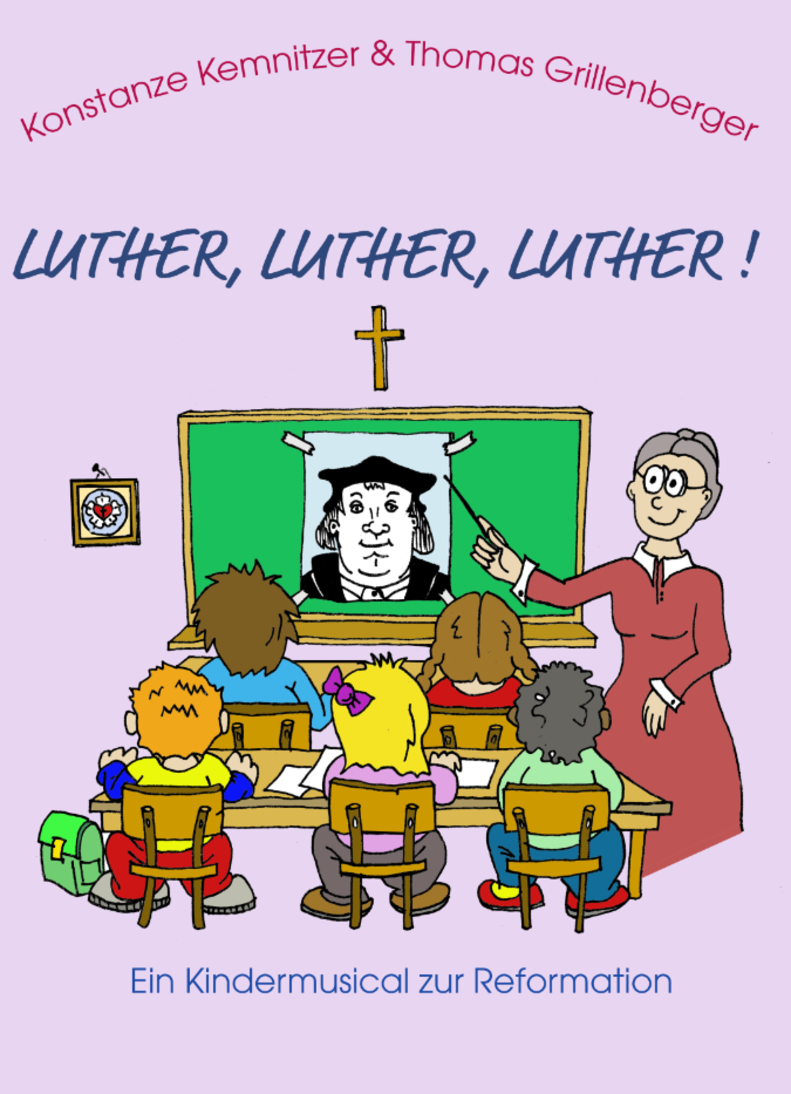 Luther,Luther,Luther!