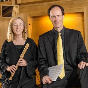 Duo Dreaming Pipes: Christina Glede und Jürgen Borstelmann