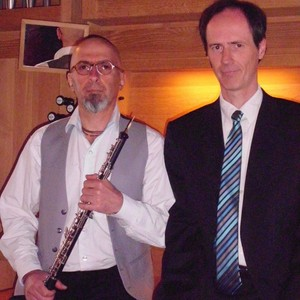 Artashes Adamyan und Jürgen Borstelmann