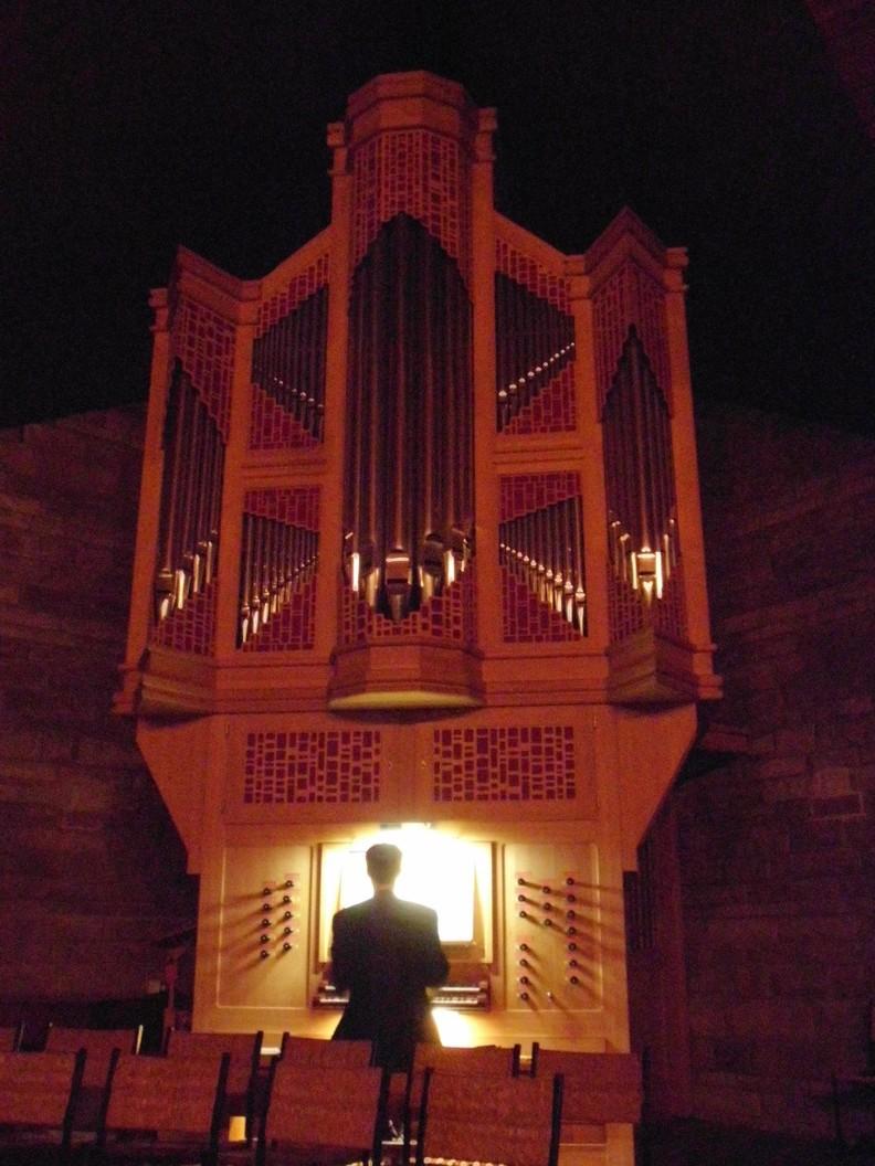 Orgel Marburg